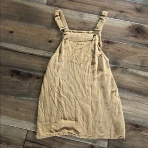 Roolee Paper Crane Overall Dress